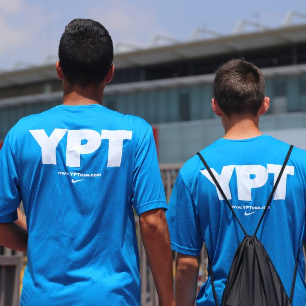 YPT cool-fit back