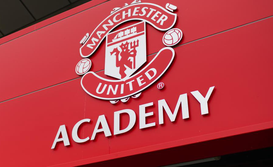Man Utd academy entrance