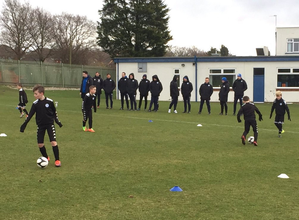 Wigan Athletic Academy